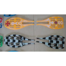 CE Roller Skate Wave Board with 2 PU Wheel (ET-SK2801)