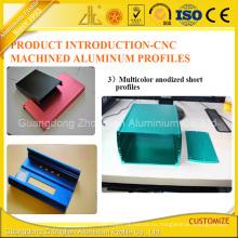 Customzied anodizado / polvo recubierto de productos de aluminio