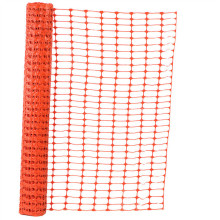 Plastic Orange Safety fence netting