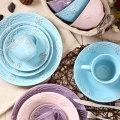 Vente en gros New Design Prix à bas prix Ensembles de dîner en céramique en Chine