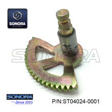 LONGJIA 63.5MM Kick Start Shaft Gear (P / N: ST04024-0001) Calidad superior