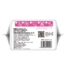 Guardanapos sanitários de algodão orgânico natural 0% fragrância e cloro hora do dia almofada menstrual