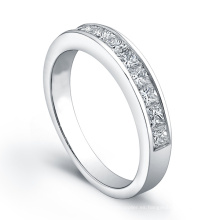 Joyería popular del anillo de la manera 925 joyería de la plata esterlina