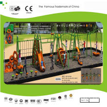 Famous Climibing Net Park Playground Equipment (KQ21078A)