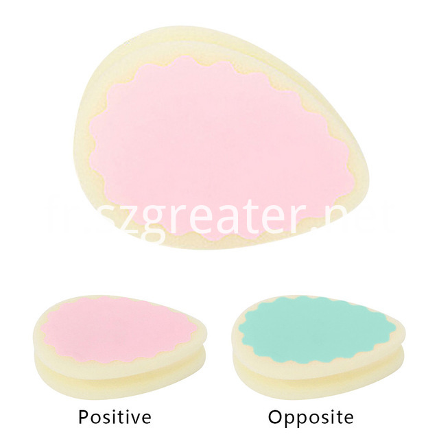 Female Hair removal sponge