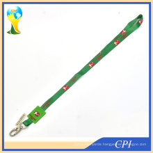 Sport Game Silk Screen Lanyard
