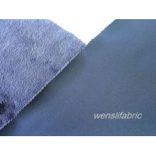 Poly Jersey Softshell Fabric