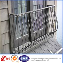 Decorative High Quality Wrought Iron Security Railing