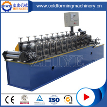 Metal Light Gauge Wall Angle Profile Making Machine