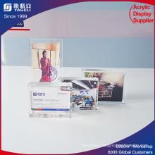 2017 Plexiglass Custom Acrylic Magnet Photo Frame