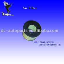 Compressed Air Filter Element for Toyota