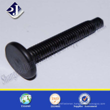 made in China high strength carbon steel black wheel bolt