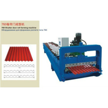 Rolltor Maschine / Rolling Shutter Tür Herstellung Maschine
