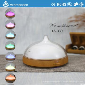 El nuevo modo de sueño Aromacare llevó el mini difusor del aceite ligero de la noche