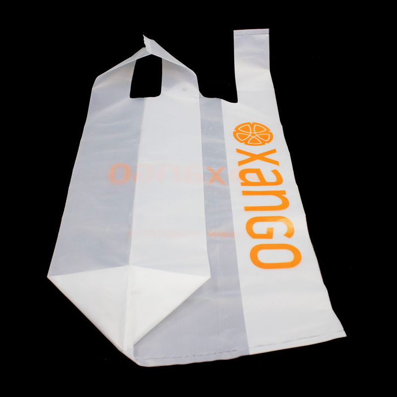 Delivery bag plastic