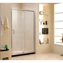 Écrans de douche en verre trempé simples australiens simples (P13)