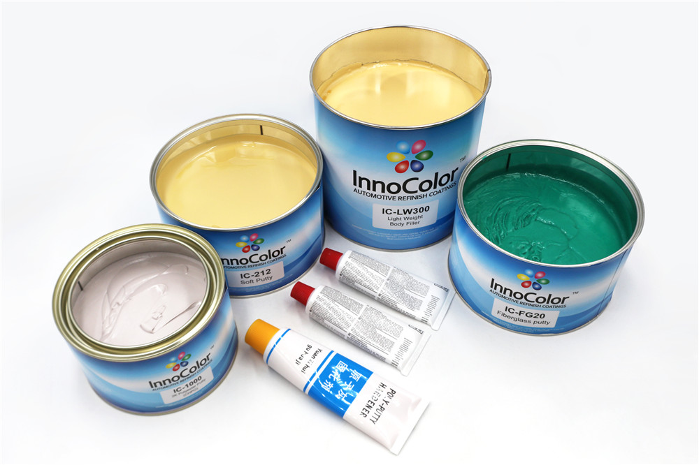 PPG soft putty