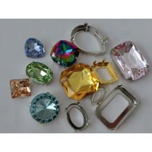 El mejor precio de fábrica para las perlas de la ropa de cristal