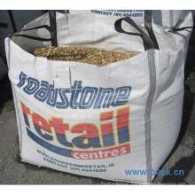 Big Bag pour engrais chimique avec rabat