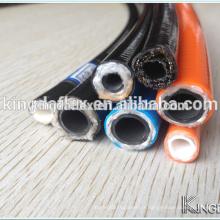 Tuyau hydraulique d'élastomère thermoplastique résistant à l'huile à haute pression de 5000 psi R8