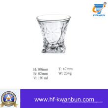 Glas Tasse Glaswaren Schale Glas Teetasse Kb-Hn0796