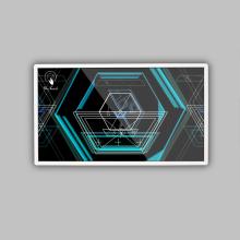 Tablero LCD inteligente de 55 pulgadas