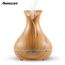 Pièces d'humidificateur de soin personnel de beauté d'Aromacare avec 7 lumière menée changeante colorée