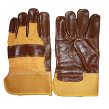 NMSAFETY furniture leather construction glove