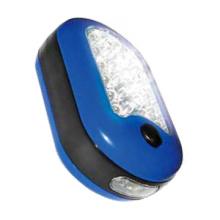 1W Super Bright LED 3AAA luz de trabajo inalámbrico