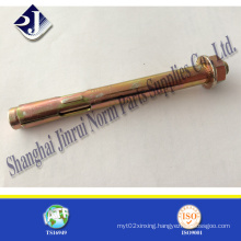 Hex Flange Nut Anchor Bolt