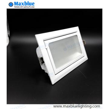 30W 2835SMD cuadrado Downlight LED de luz de techo