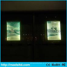 Melhor Preço LED Slim Poster Quadro Light Box