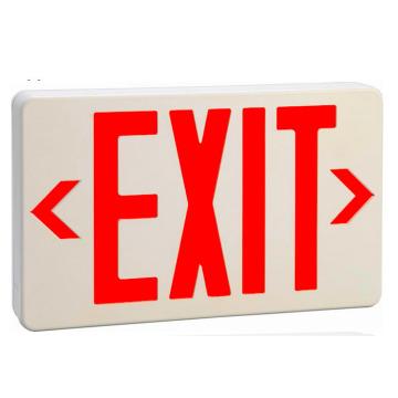 UL standard emergency led light bars bulb exit sign