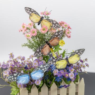 Manualidades con mariposas pinterest