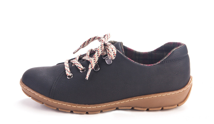 Japan imported material lady leisure shoes casual shoes
