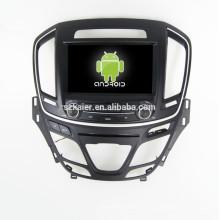 Prix d'usine ! Android 4.4 dvd de voiture pour New OPEL INSIGINA + dual core + DVR + OBD2 + 1024 * 600 + TPMS + Canbus