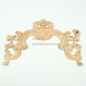 Furniture centre decoration wood onlay