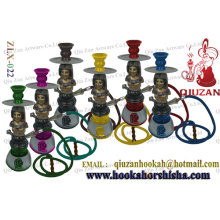 Multicolor pequeña cachimba Shisha
