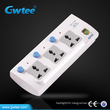 Electric male female multi switch and socket