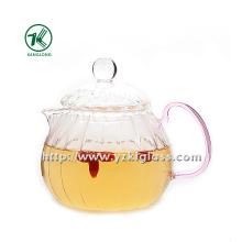 Clear Single Wall Glass Teapot por SGS (400ML)