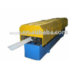 Full-automatic YTSING-YD-0358 Pass CE&ISO Authentication Ridge Cap Roof Roll Forming Machine