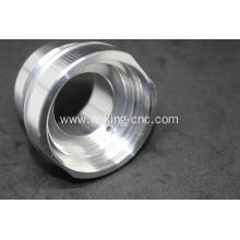 precision aluminium seal head