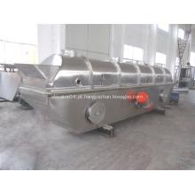 Máquina de secagem de cama de fluido vibratório de alta eficiência de secagem