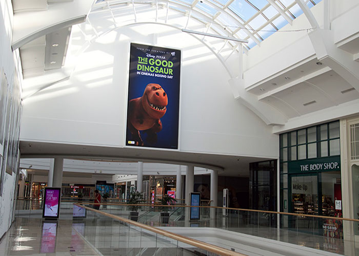 Fast Installation Indoor Fixed LED Display