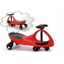CE 2015 Fashion Children Swingcar Yoyo Car Toy Swing Car