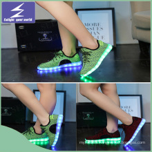 High Quality Olympics Shoes LED Light with Colorful Changing