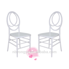 Chaise blanche de phoenix de mariage