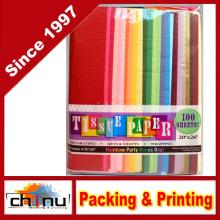 Ассортимент цветной бумажной ткани Rainbow (510040)