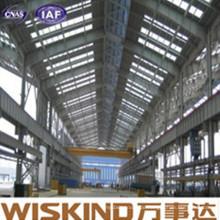 Neue leichte Rahmen-Fertigstahlkonstruktion für Stahl im Bau