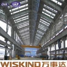 Estructura de acero prefabricada de estructura ligera para acero en construcción